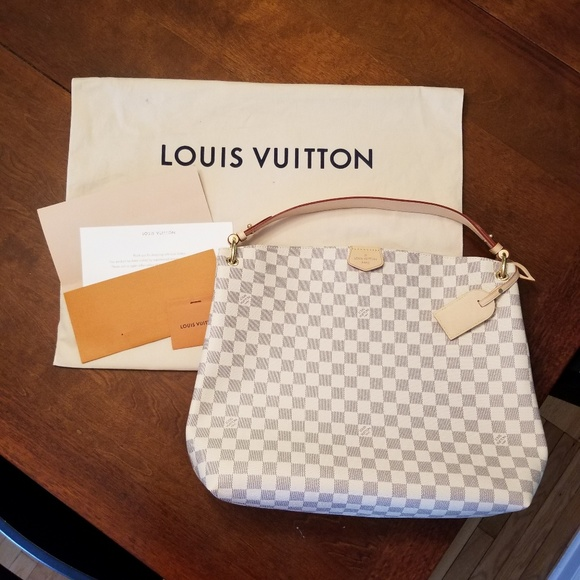 c4e641196528 Louis Vuitton Handbags - Louis Vuitton Graceful MM